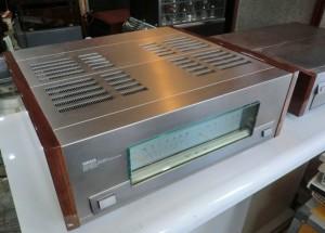 パワーアンプのMX-2000