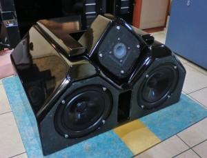 Wilson audioのスピーカー
