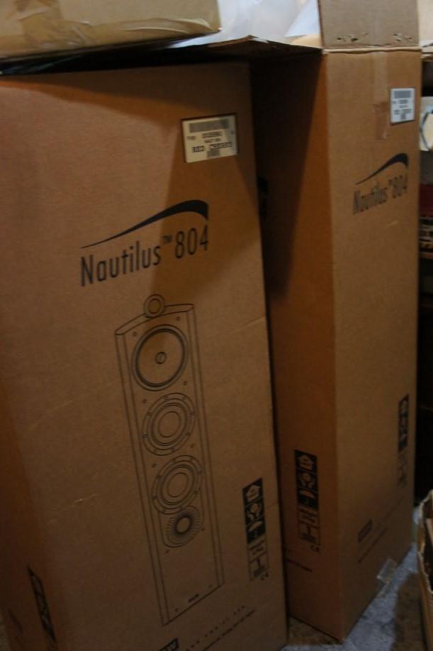 Nautilus804の元箱