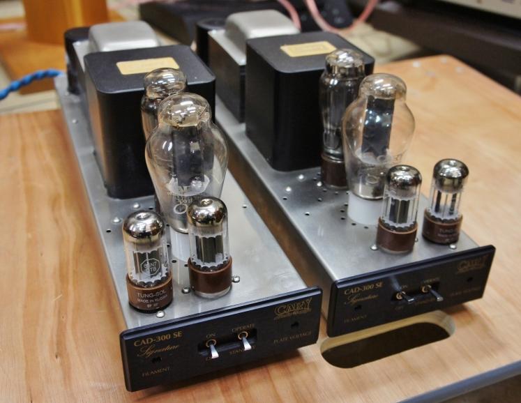 モノブロックのCAD-300の画像